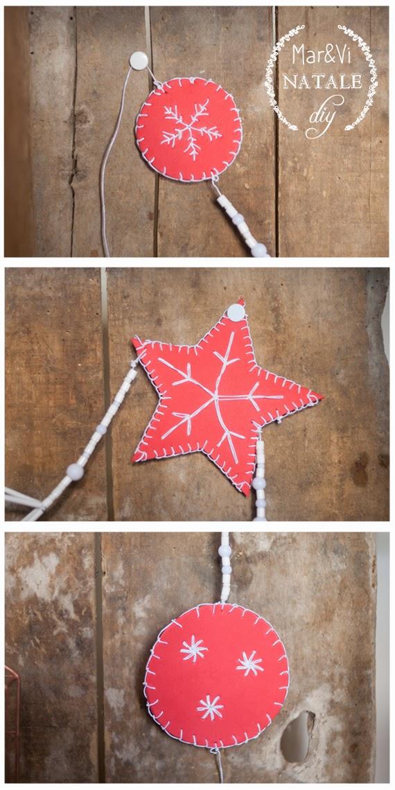 Decorazioni natalizie in gomma crepla