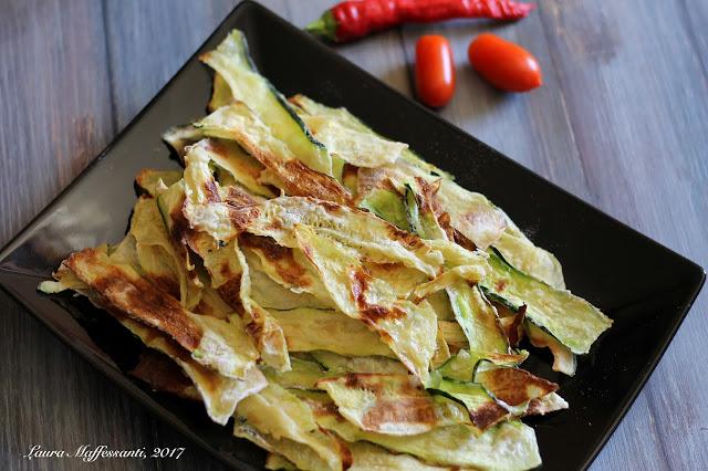Zucchine light al forno facili e veloci