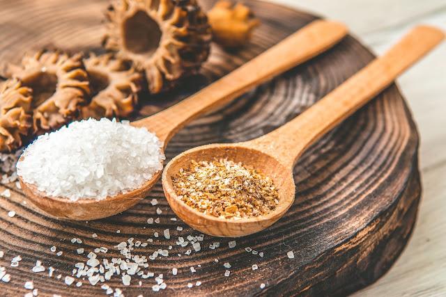 sól do walki z alergią