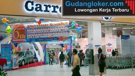 Lowongan Kerja Terbaru Carrefour Indonesia