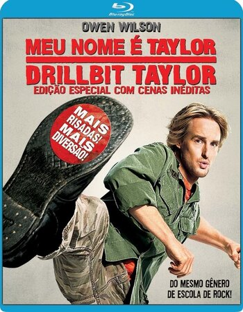 Drillbit Taylor (2008) Dual Audio Hindi 720p BluRay 800MB
