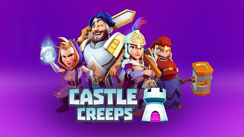 Download Castle Creeps TD MOD APK Infinite Gems Gold