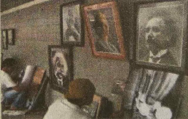 karya-pelukis-pinggir-jalan