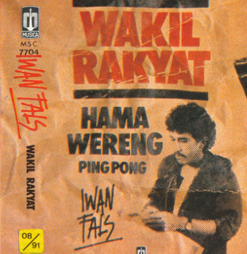 Album Wakil Rakyat Iwan Fals Mp3