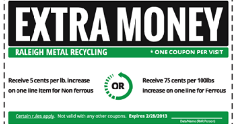 recycling center coupons fontana