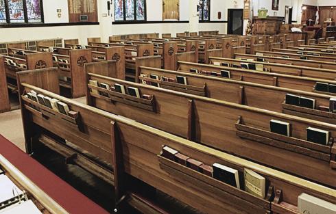St. Barnabas Church Medicine Hat Alberta