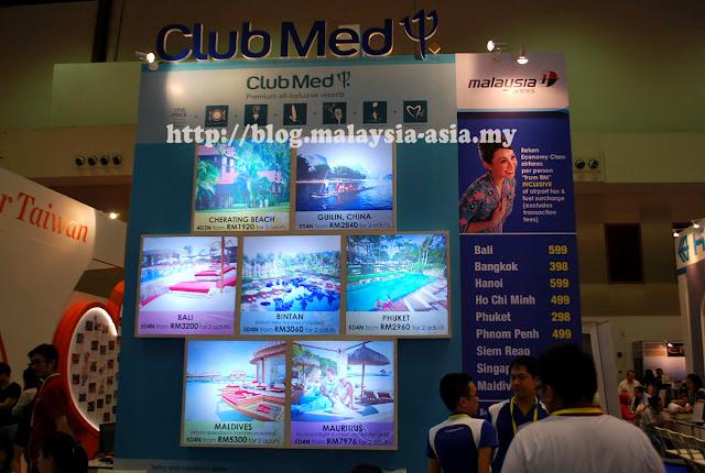 Matta Fair Club Med Packages