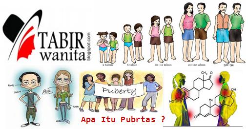 Apa Itu Pubertas ? ~ Tabir Wanita