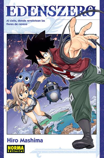"""Reseña de """"Eden's Zero"""" vol.1 de Hiro Mashima - Norma Editorial"""