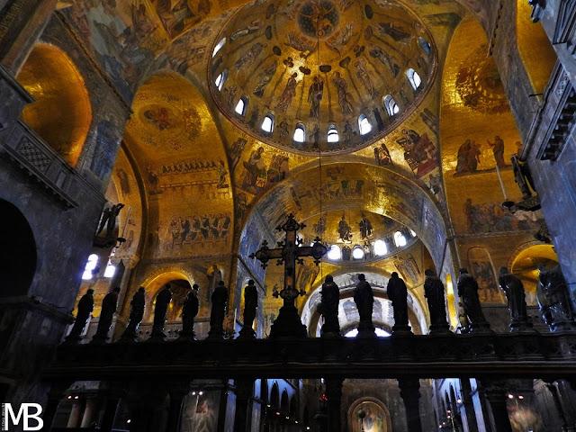basilica di san marco interno