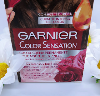 Color Sensation da Garnier