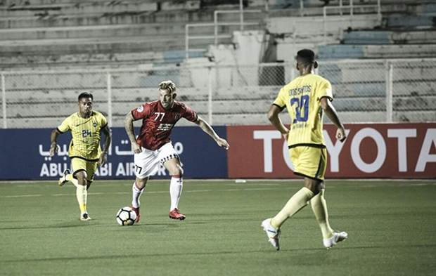 Bali United vs Global Cebu
