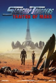 Nonton Starship Troopers Traitor Of Mars (2017)