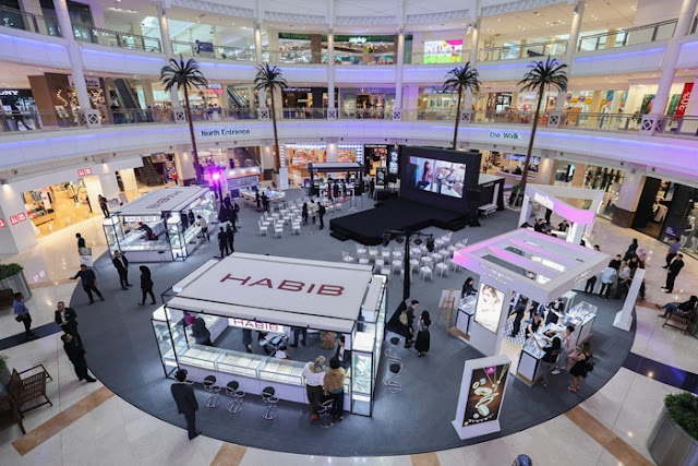HABIB 60th Anniversary, The Heritage Journey, Habib Jewel, The Curve, Jewellery Exhibition