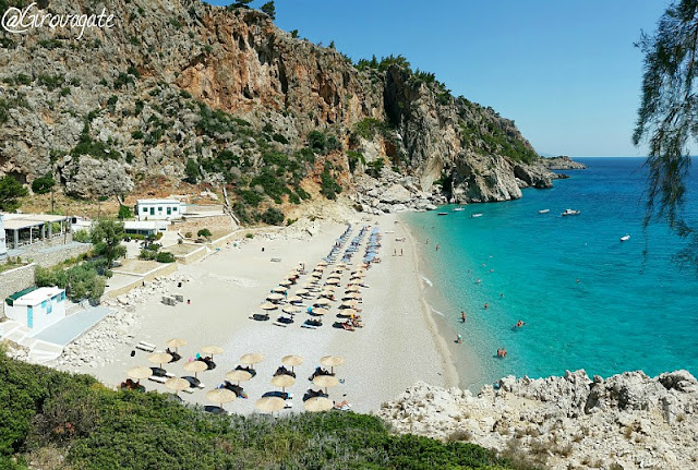 Kira Panagia spiaggia Karpathos