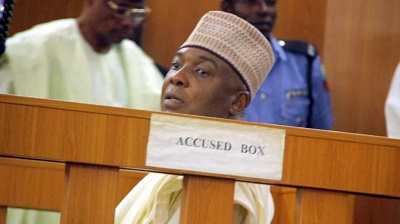 Ongoing CCT Trial of Saraki Divides PDP