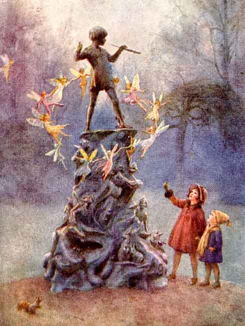 Peter Pan In Kensington Gardens Pdf