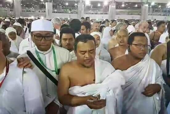 Alumni 212 Sudah Buat Panitia Penjemputan, Imam Besar Rizieq Shihab Minta Kesempatan Istikharah Dulu di Depan Ka'bah