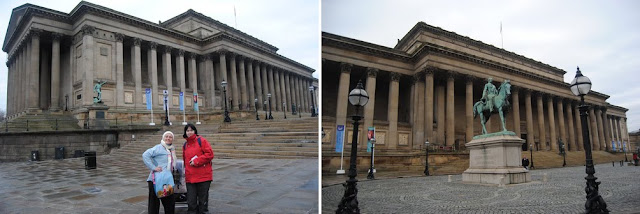 St George Hall, Liverpool