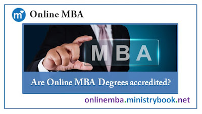 Online MBA Degrees