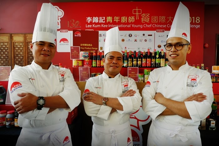 Pinoy Chefs Won Bronze Awards at the Lee Kum Kee International Young Chef Chinese Culinary Challenge 2018 Blog News, Lee Kum Kee News