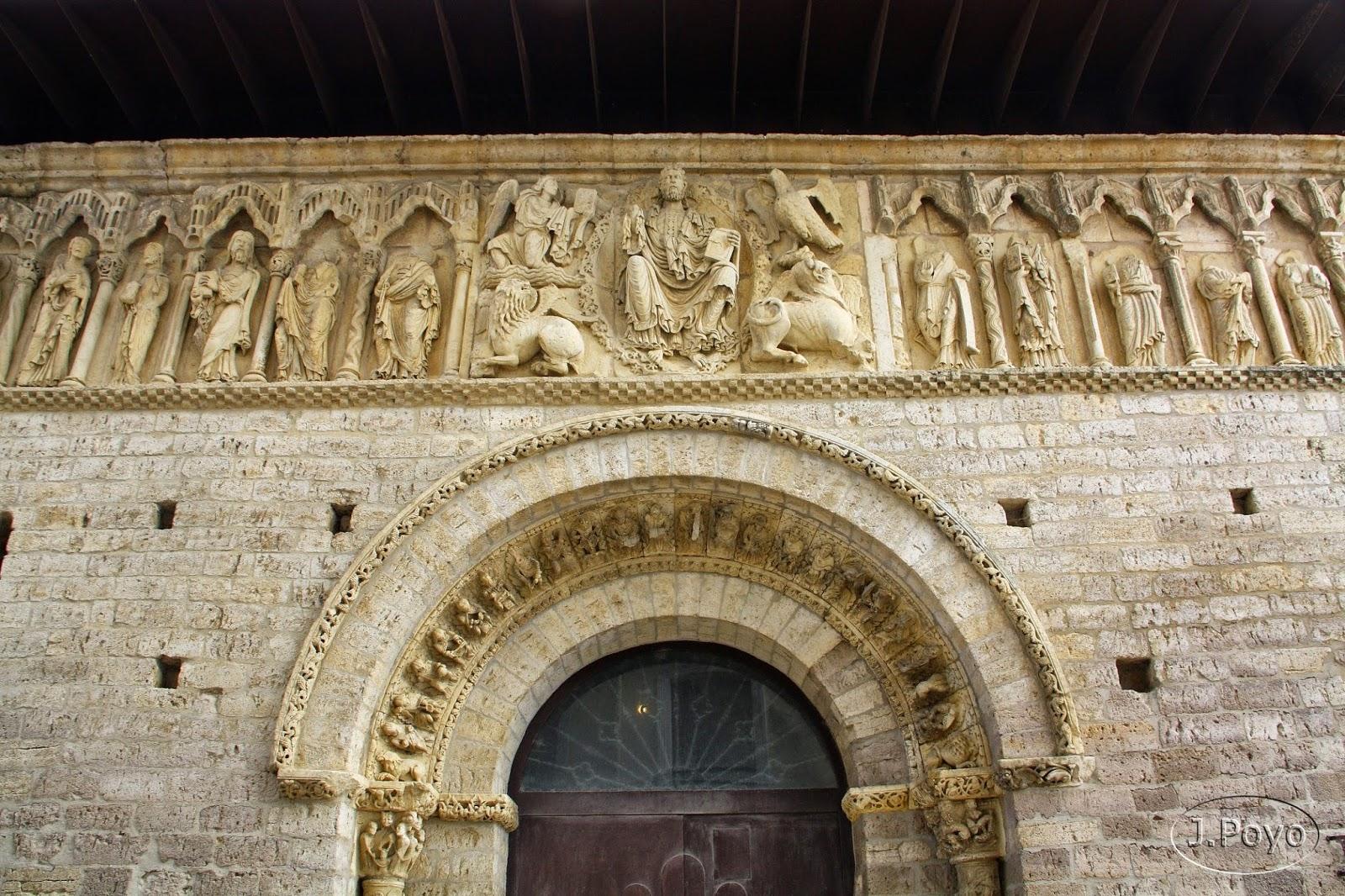 Carrión de los Condes y Villalcázar de Sirga