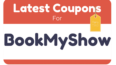 BookMyShow Offers, Deals & Discount Coupons for Movie Tickets November 2016.