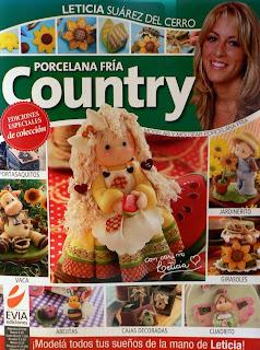 Especial Porcelana Fria Country – Leticia Suarez del Cerro