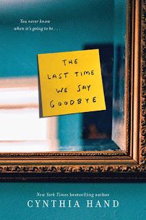 The Last Time We Say Goodbye - Cynthia Hand [kindle] [mobi]