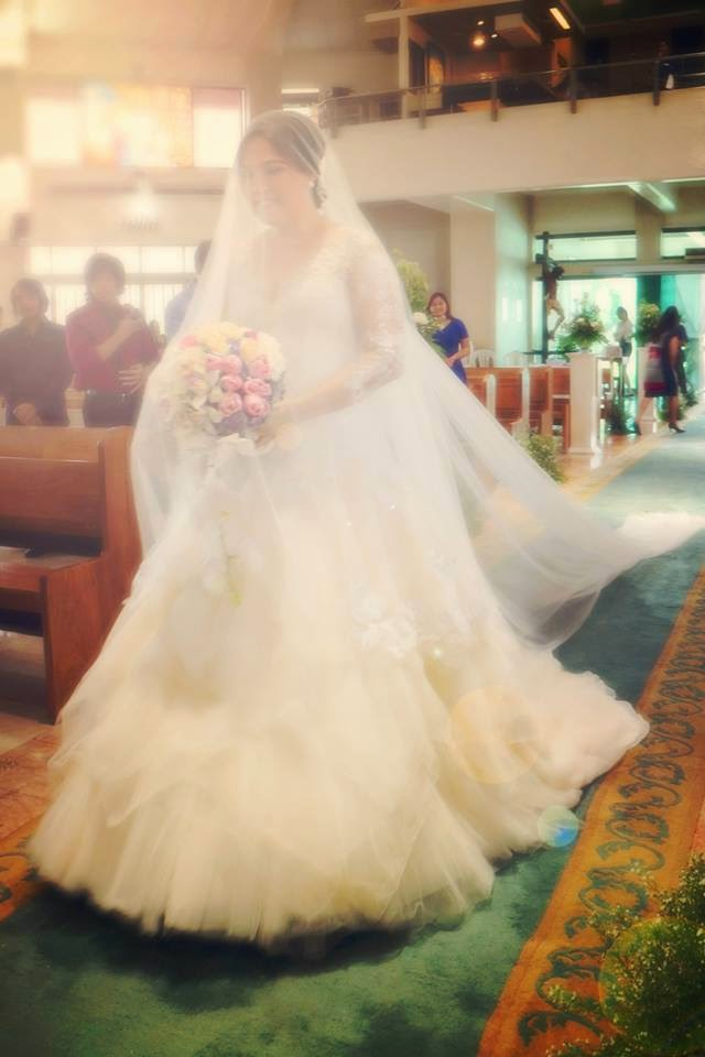 Veluz... Not Just An Ordinary Wedding Gown - xoxo MrsMartinez ...