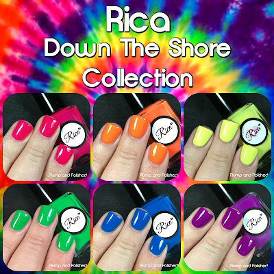 Rica - Down the Shore Collection