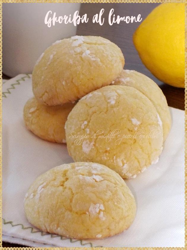 Ghoriba al limone