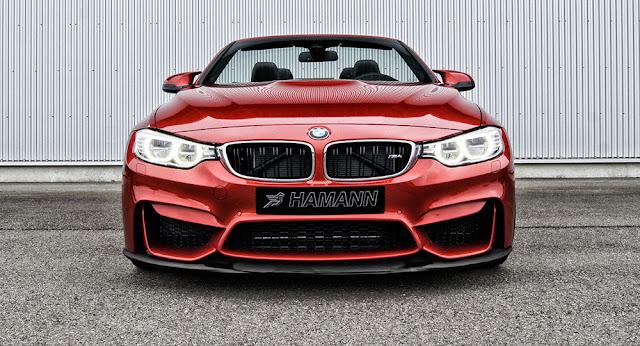 2016 BMW M4 Convertible