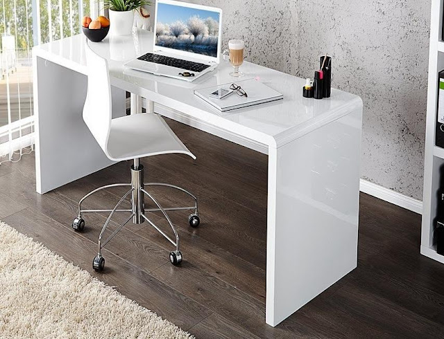 best buy modern white high gloss office furniture home for sale