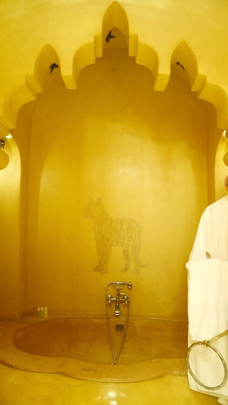 La Sultana Marrakech Tiger Suite