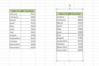 Dynamic Excel Dashboard