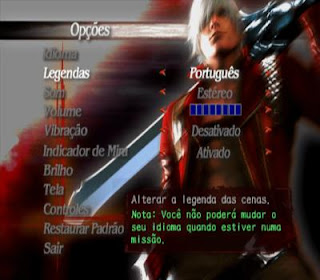 Devil May Cry 3: Dante's Awakening (Special Edition) PS2 BR