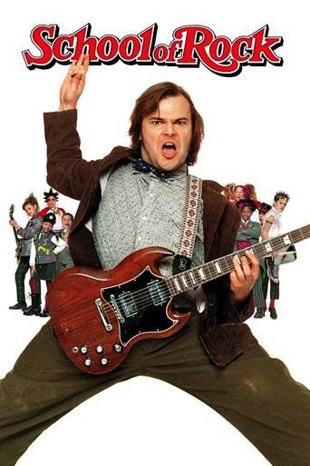 School of Rock (2003) ταινιες online seires oipeirates greek subs