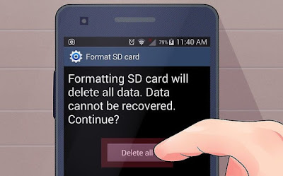 10 Cara Memperbaiki Kartu Memory Memory Card SD Card Micro SD Rusak Atau Tidak Terbaca