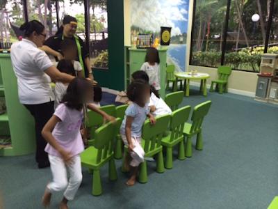Hotel mesra kank-kanak menarik di Kota Kinabalu
