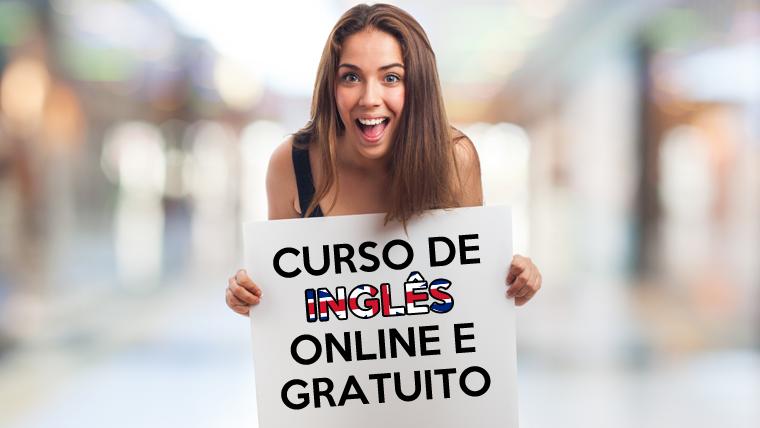 Aprenda inglês com esse curso online e gratuito