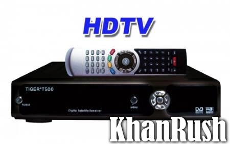 TIGER T-HD Series Receiver Software