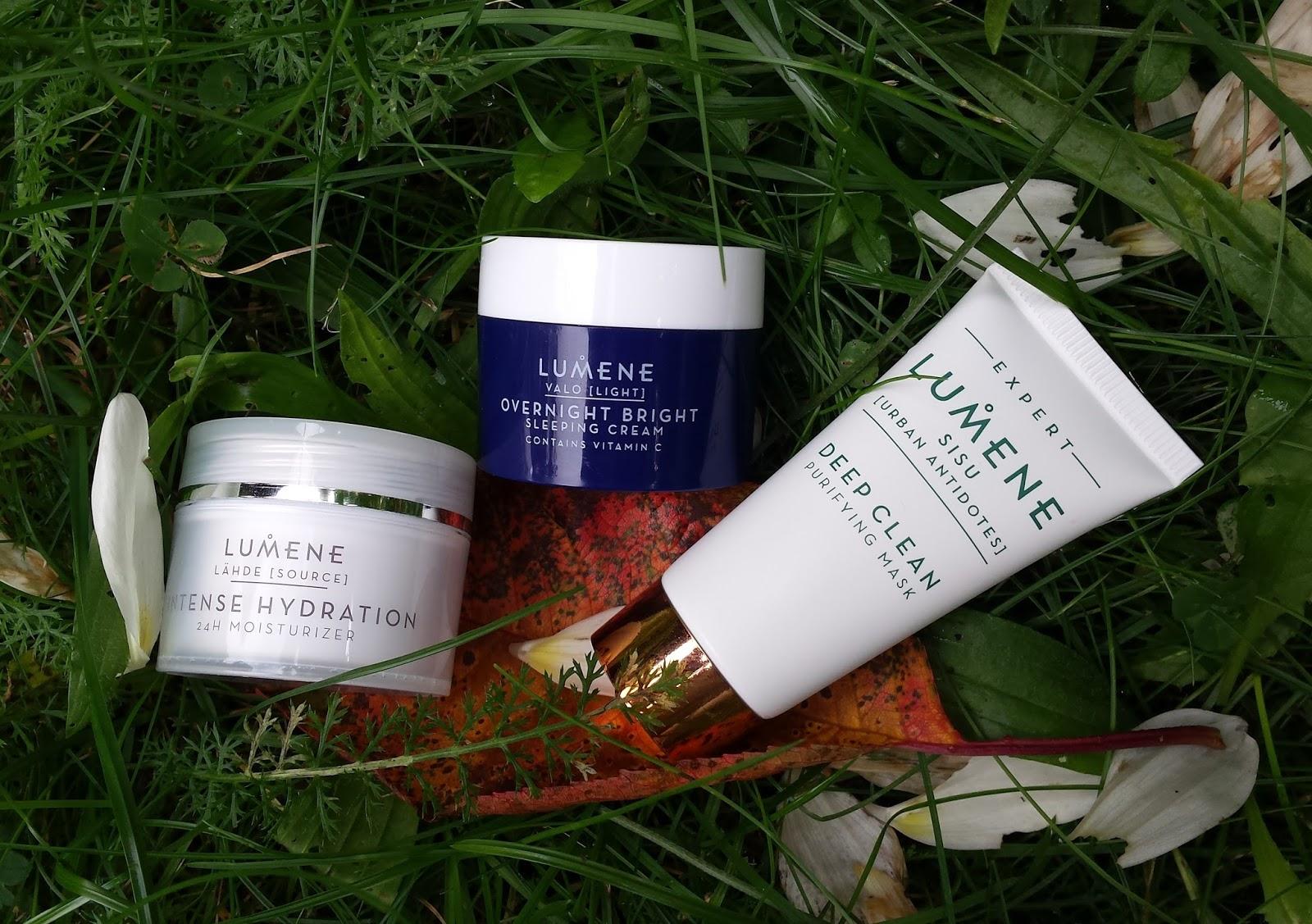 LUMENE - naturalna pielęgnacja skóry twarzy w mieście