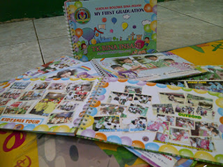 Buku Kenangan TK Bina Insani