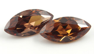 Cubic-Zirconia-Champagne-Colored-Marquise-Gemstones-China-Suppliers