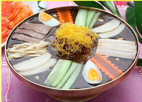Giảm cân nhanh với các món ngon xứ Hàn