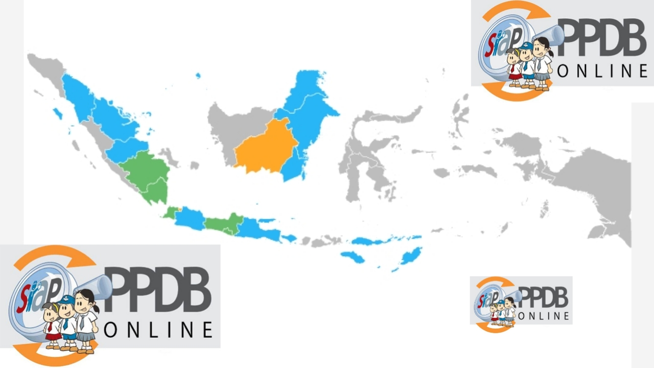 Cara Daftar PPDB Online 2019 SD SMP SMA dan SMK