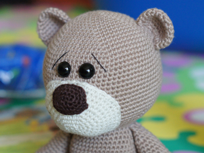Crochet Knitting Stitch September 2012