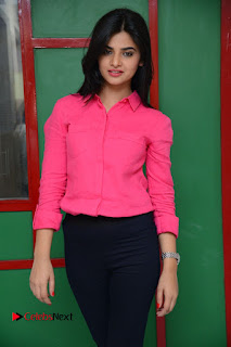 Actress Kamna Ranawat Pictures in Jeans with Selfi Raja Team at Ragio Mirchi  0128.JPG