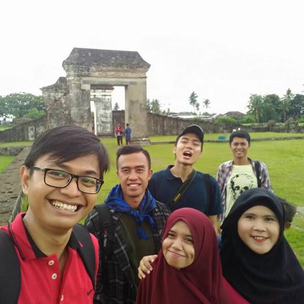 Ada Kota Kuno di Banten!